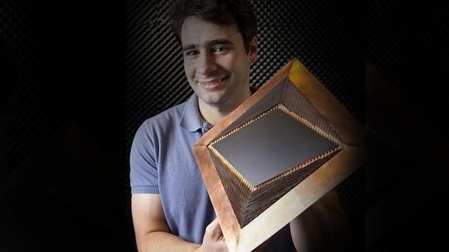 Logran por primera vez hacer un objeto completamente invisible