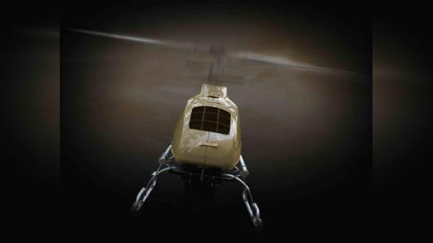 La aviación rusa rechazó vehículos aéreos no tripulados