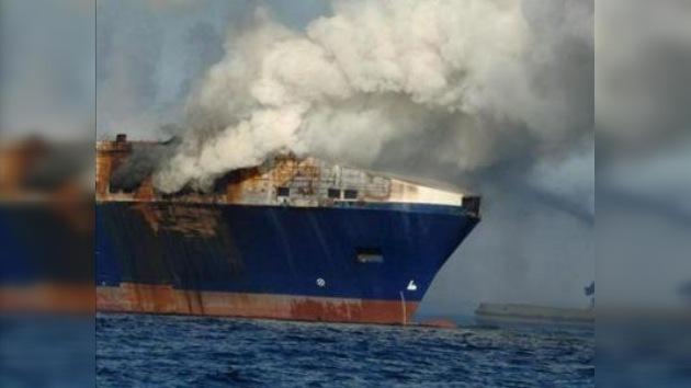 Nueve muertos en un incendio de un barco cerca de Venezuela