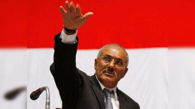 """Yemen convocará elecciones presidenciales """"lo antes posible"""""""