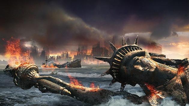 """Irán: """"La hegemonía militar de EE.UU. en el mundo ha llegado a su fin"""""""