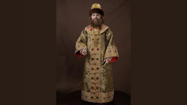 La historia de Rusia a través de una exposición de muñecas de porcelana