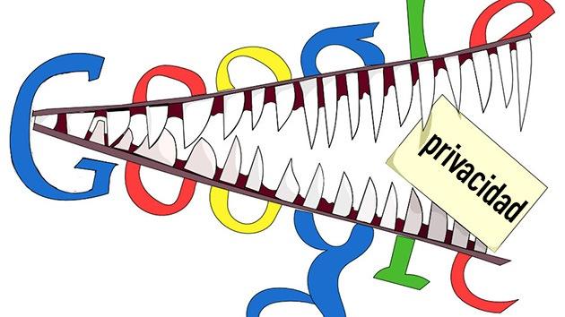 Infografía: ¿Qué datos queremos que Google 'olvide'?