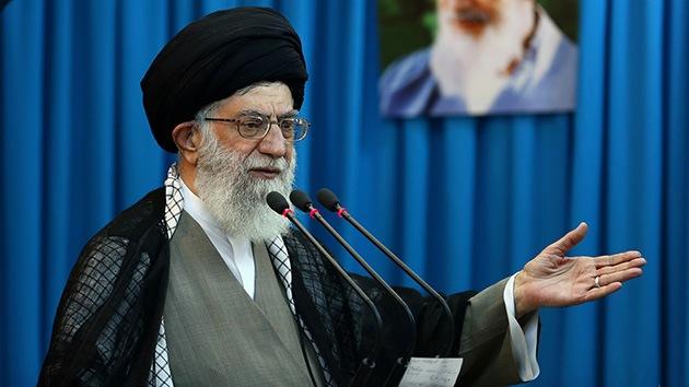 Irán: EE.UU. amenaza a Siria con una guerra para asegurar los intereses de Israel