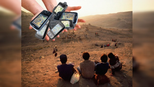 La tecnología GPS pretende salvar las vidas de los indocumentados