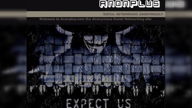 El grupo de 'hackers' Anonymous desafía a la censura con una red social propia