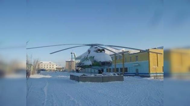 13 personas heridas en un accidente de helicóptero en Rusia