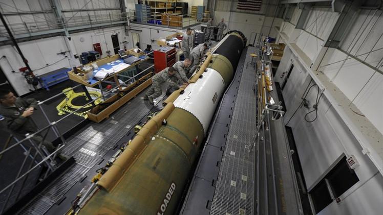 El Pentágono considera desplegar misiles nucleares en Europa