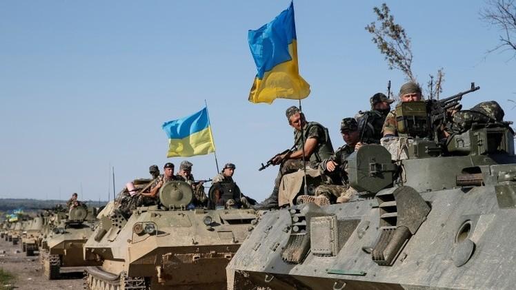 """""""El deseo de Ucrania de tener un Ejército poderoso es peligroso"""""""