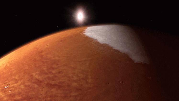 Matemáticos calculan la forma más barata de llegar a Marte