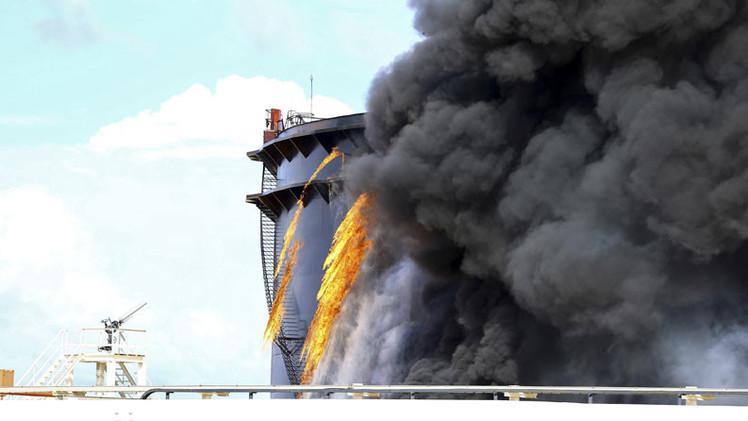 Sube el precio del petróleo, ¿Libia priva a Occidente de las palancas de influencia?