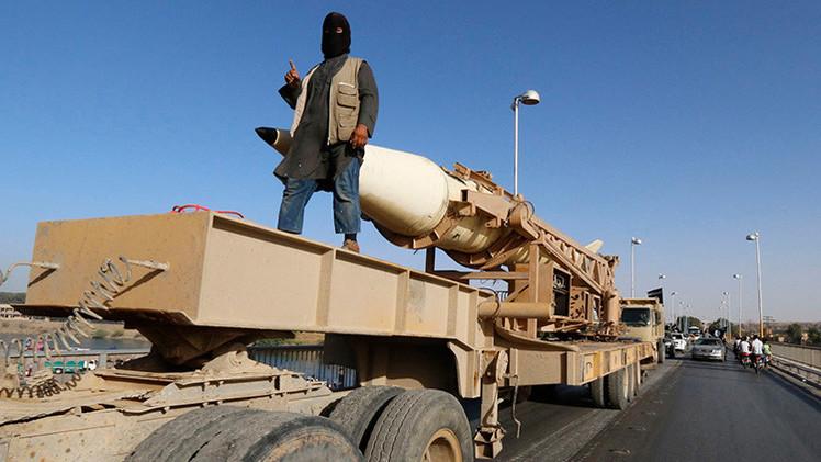¿Otro error?: El Estado Islámico recibe nueva 'ayuda' de EE.UU. lanzada desde aire