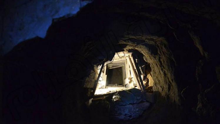Fotos: Descubren la calzada perdida que conduce a la Gran Pirámide de Egipto