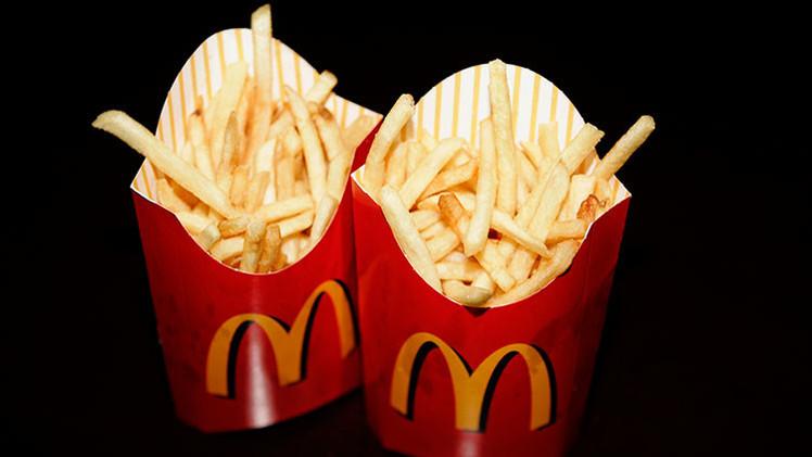 Los McDonald's de Venezuela podrían eliminar las patatas fritas del menú