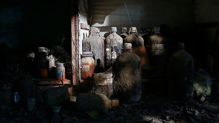 Registran un importante derrame de cianuros en una mina de México