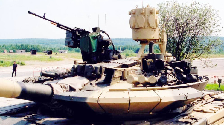 Rusia desarrolla la 'protección absoluta' para sus tanques