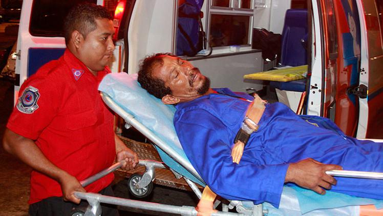 Dos pescadores mexicanos aparecen vivos 23 días después de naufragar