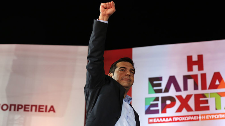 """Experto:""""Elecciones griegas son solo el comienzo de más agitación para la eurozona"""""""