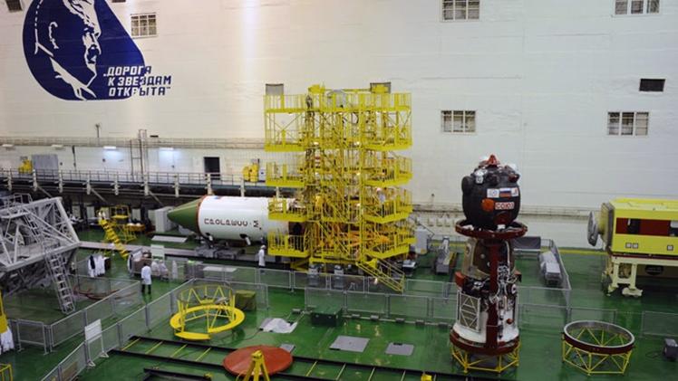 Rusia está desarrollando una nave espacial tripulada para misiones a la Luna