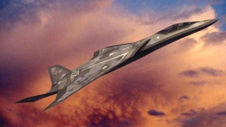 EE.UU. asigna fondos para un avión de combate de sexta generación