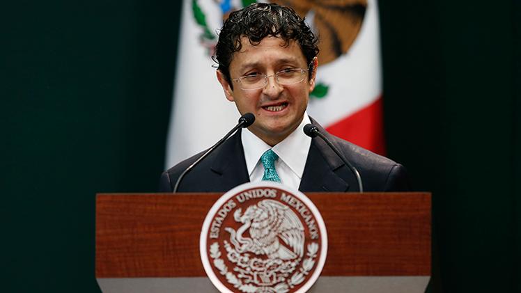 """El nuevo jefe anticorrupción de México es """"amigo"""" del secretario de Hacienda"""