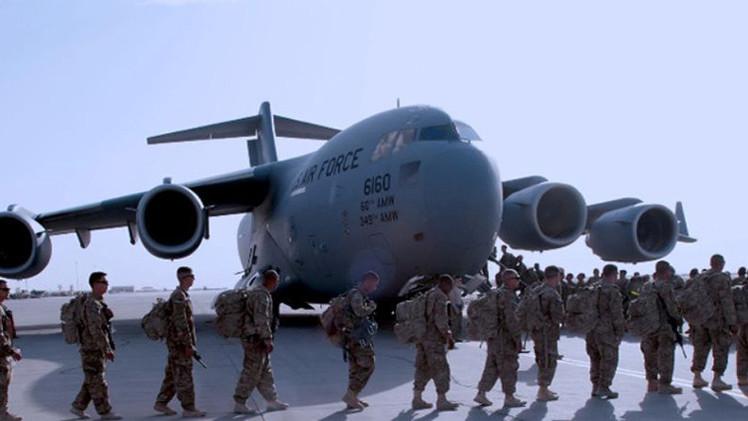 EE.UU. se prepara para desplegar su mayor fuerza terrestre en Oriente Medio