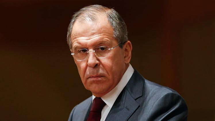 "BBC Mundo llama erróneamente a Serguéi Lavrov ""el canciller soviético"""