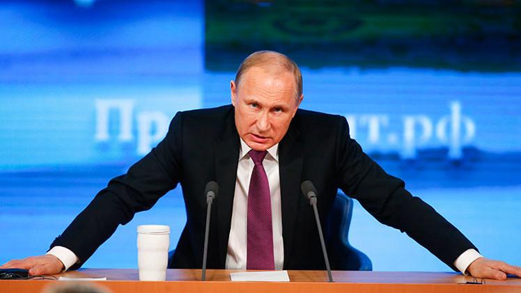"""Exdirector del Servicio de Inteligencia Secreto británico: """"No presionen a Putin"""""""