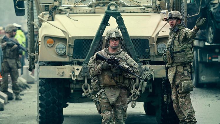 """""""EE.UU. se está 'deslizando' hacia otra gran guerra"""""""