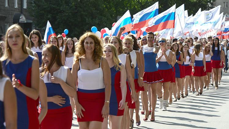 """""""¿No vemos los franceses que los rusos son hermanos? ¿No vemos lo que les debemos?"""""""