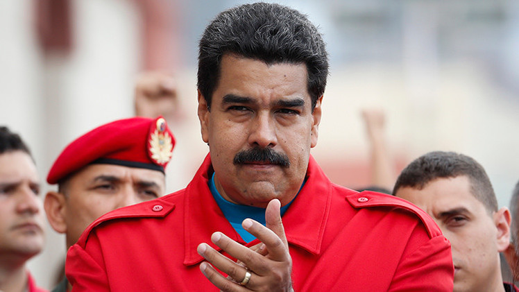 Maduro solicitará Ley Habilitante para defender a Venezuela de amenazas de EE.UU.