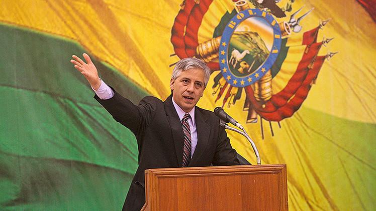"""Vicepresidente de Bolivia: """"América Latina se está jugando su destino en Venezuela"""""""