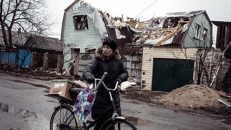"""""""Ucrania ya no está viviendo una crisis, sino una guerra en toda regla"""""""