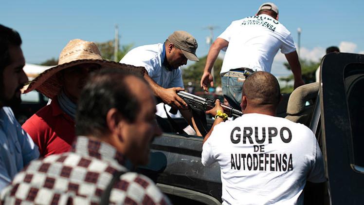 """""""10 narcos muertos por cada inocente"""": Autodefensas mexicanas declaran guerra al crimen organizado"""