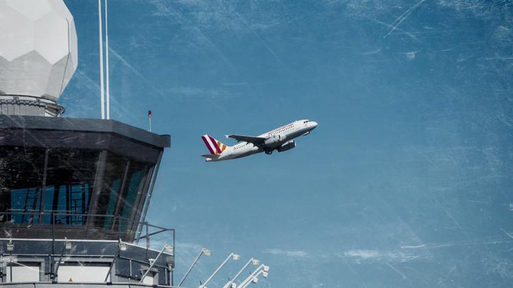 """Germanwings: """"El Airbus A320 descendió durante ocho minutos antes de estrellarse"""""""