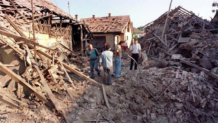 ONG serbias piden 100.000 millones por los bombardeos de la OTAN