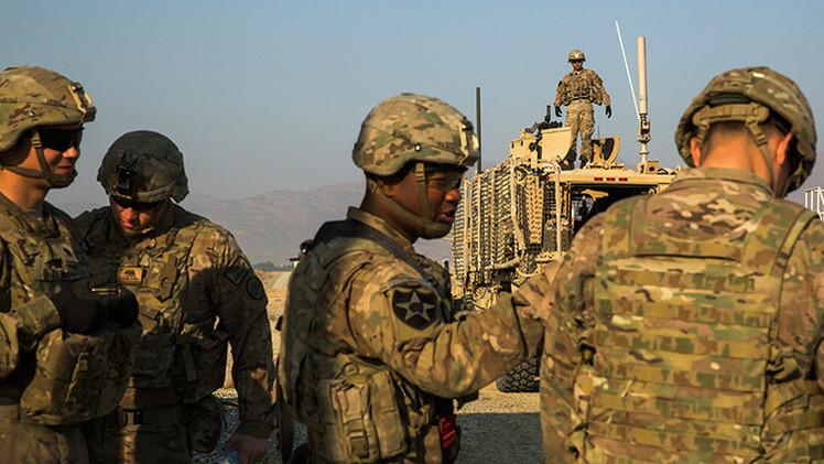 Casi 10.000 soldados de EE.UU. permanecerán en Afganistán hasta 2016