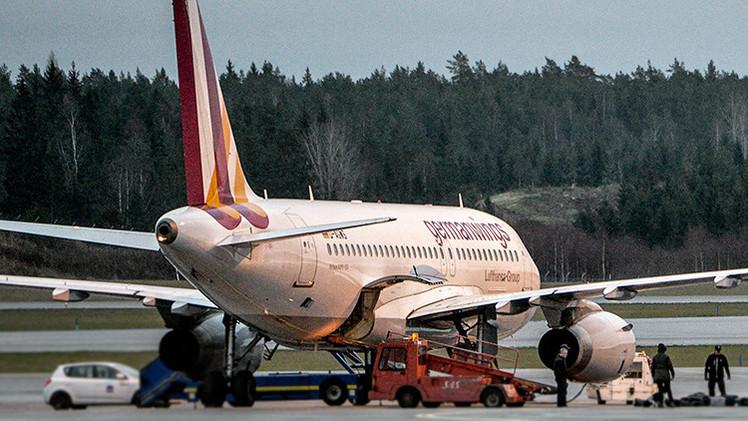 """'Eco del 11-S': """"La catástrofe de Germanwings estaba predeterminada hace 14 años"""""""