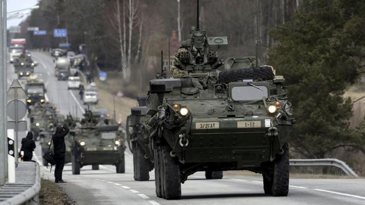 """""""La política exterior de EE.UU. no puede proponer nada más que su fuerza militar"""""""