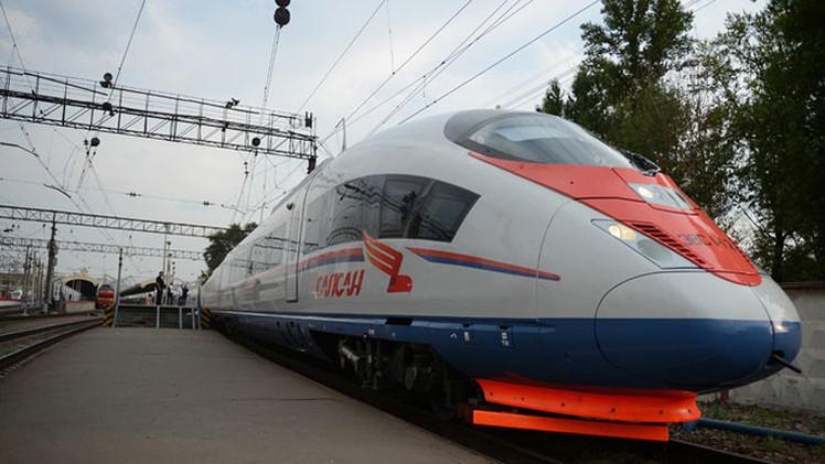 Próxima parada, ¿China?: Pekín invertirá en ferrocarril de alta velocidad en Rusia