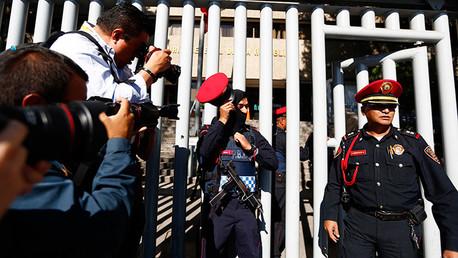 México: Los funcionarios, responsables de la mitad de las agresiones contra periodistas