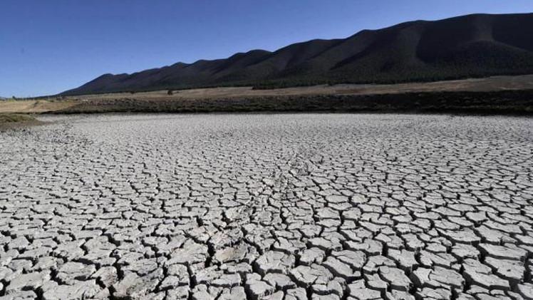 Una devastadora sequía de EE.UU. amenaza a México