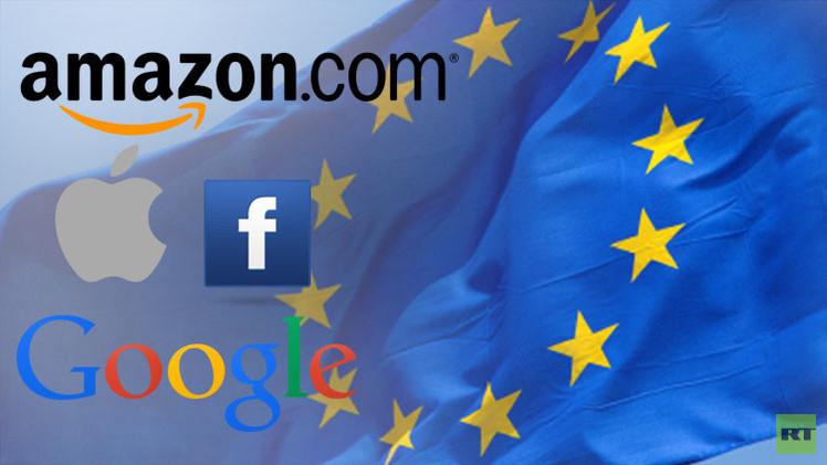 Google, Facebook, Apple y Amazon: ¿Por qué el gran 'cuarteto' no le da gusto a Europa?