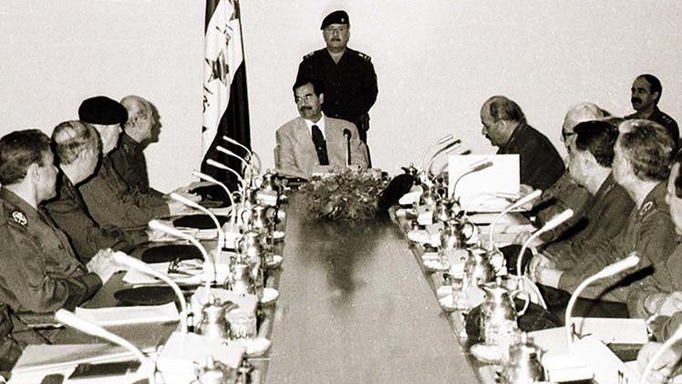 ¿Se 'oculta' Sadam Husein detrás del Estado Islámico?