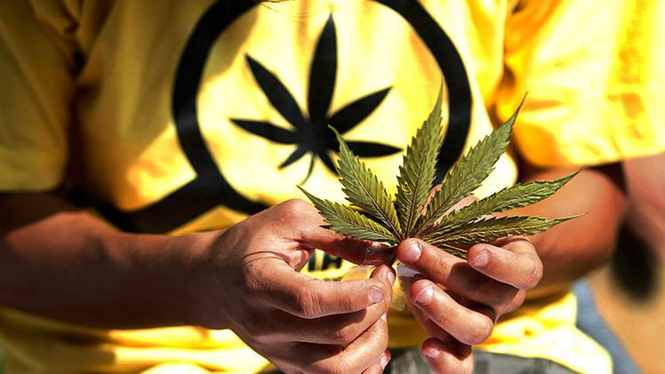 ¿Son los cultivos de marihuana la causa de la sequía en California?