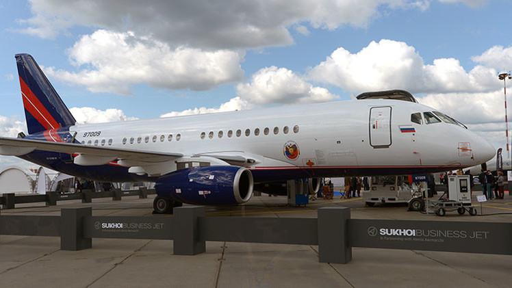 Sukhoi invita a Nicaragua a crear una compañía aérea nacional