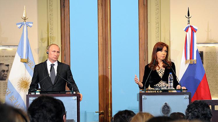 """""""La integración entre Rusia y Argentina favorecerá a Gobierno argentino"""""""