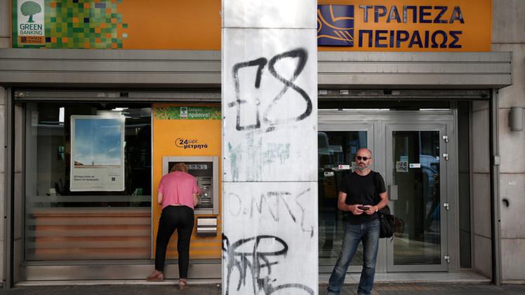 ¿Un banco con corazón?: Una entidad griega perdona la deuda a sus clientes necesitados