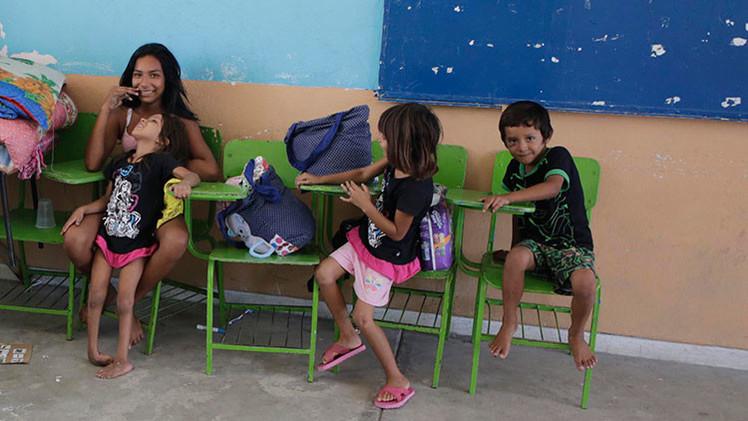 Niños mexicanos piden chalecos antibalas