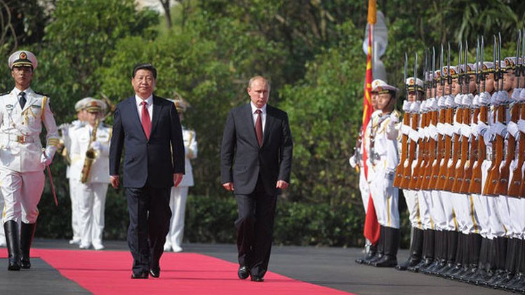 'The Washington Times': La alianza entre Rusia y China es un duro golpe para EE.UU.
